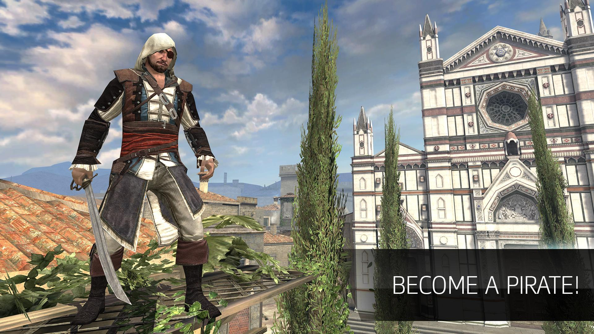 刺客信条:本色(Assassin's Creed Identity) 游戏截图4