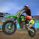 3D摩托车特技疯狂