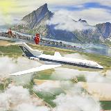 真正的飞机模拟器3D