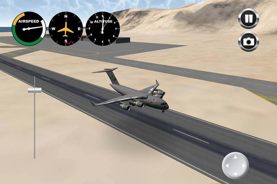 模拟飞机黑屏怎么处理