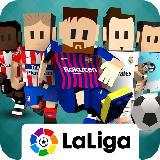 Tiny Striker LaLiga 2019 - Soccer Game