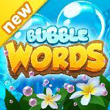 Bubble Word Game - 搜索和连接单词和字母