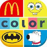 Colormania - 猜颜色 - 标志测验游戏