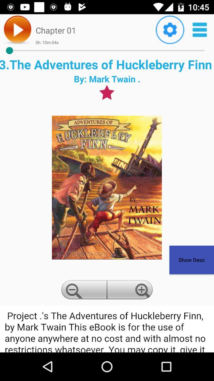 Listen AudioBooks 游戏截图2