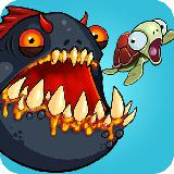 Eatme.io: 好玩的饿鱼游戏