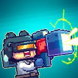 Cat Gunner:超级力量