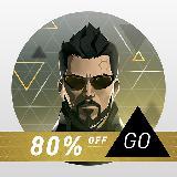 《Deus Ex GO》