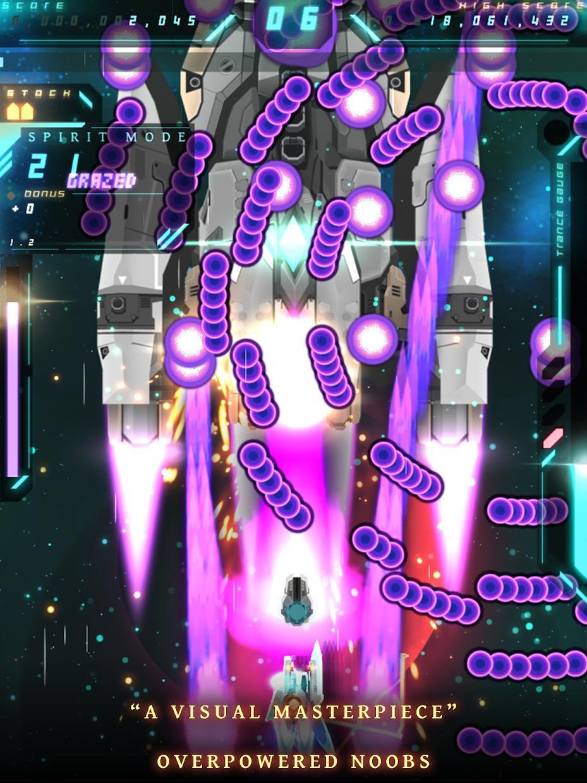 弹幕无限3 游戏截图3