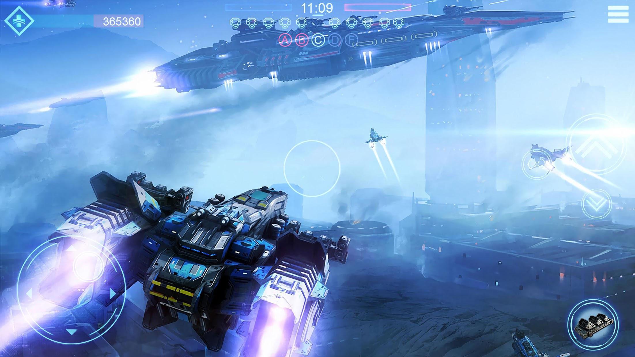 太空舰队 游戏截图1