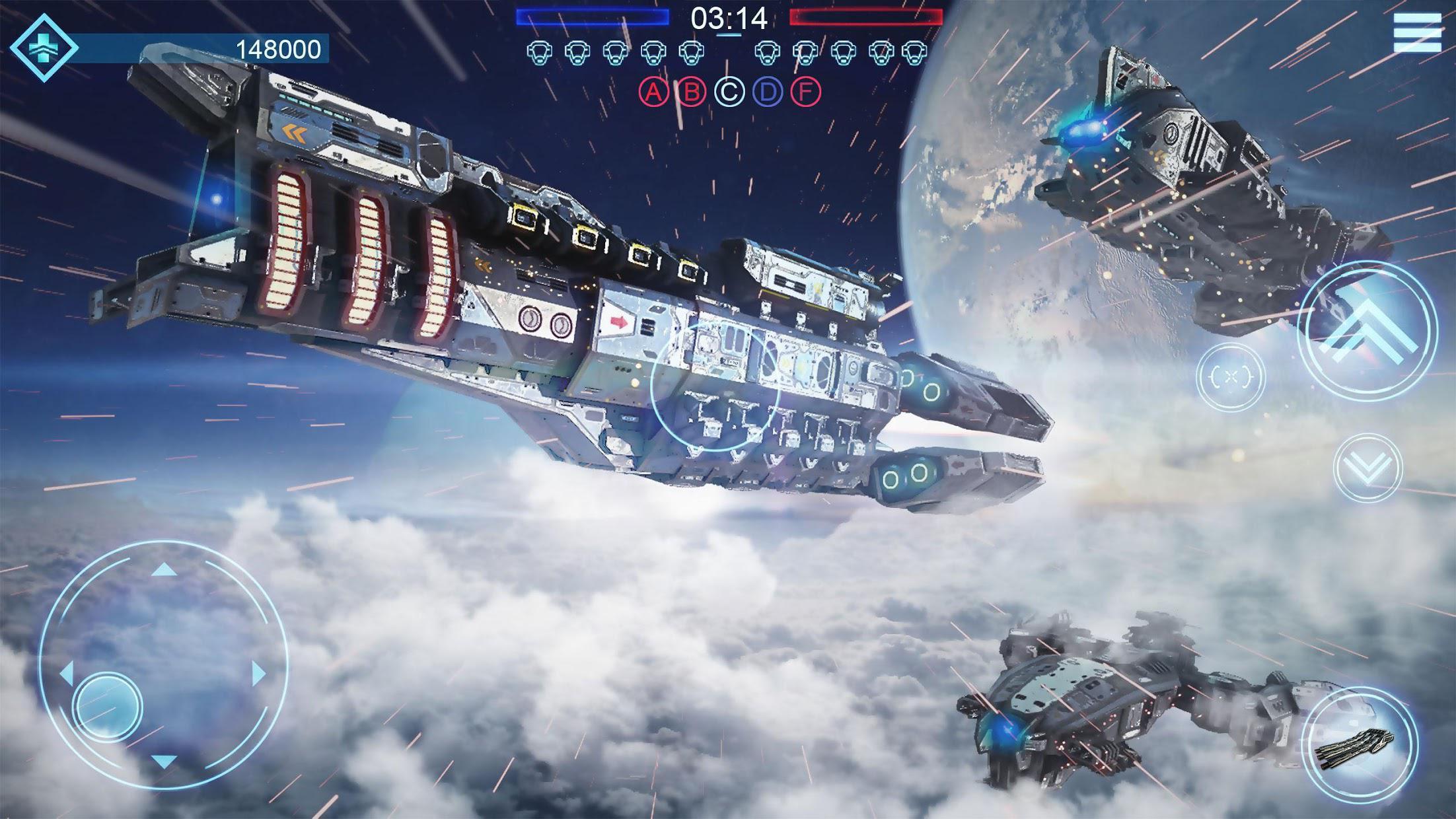 太空舰队 游戏截图2