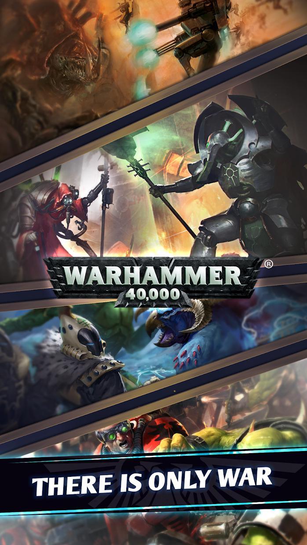 战锤40K战斗卡牌(Warhammer Combat Cards - 40K Edition Card Battle) 游戏截图4