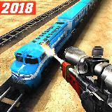 Sniper 3D : Train Shooting Game
