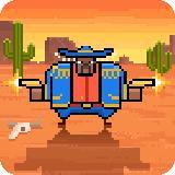 Timber West - Wild West Arcade Shooter