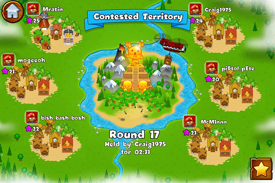 Bloons Monkey City 游戏截图4