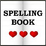 Spelling Book PRO