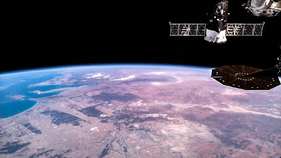 ISS on Live: 高清视图地球直播 游戏截图3