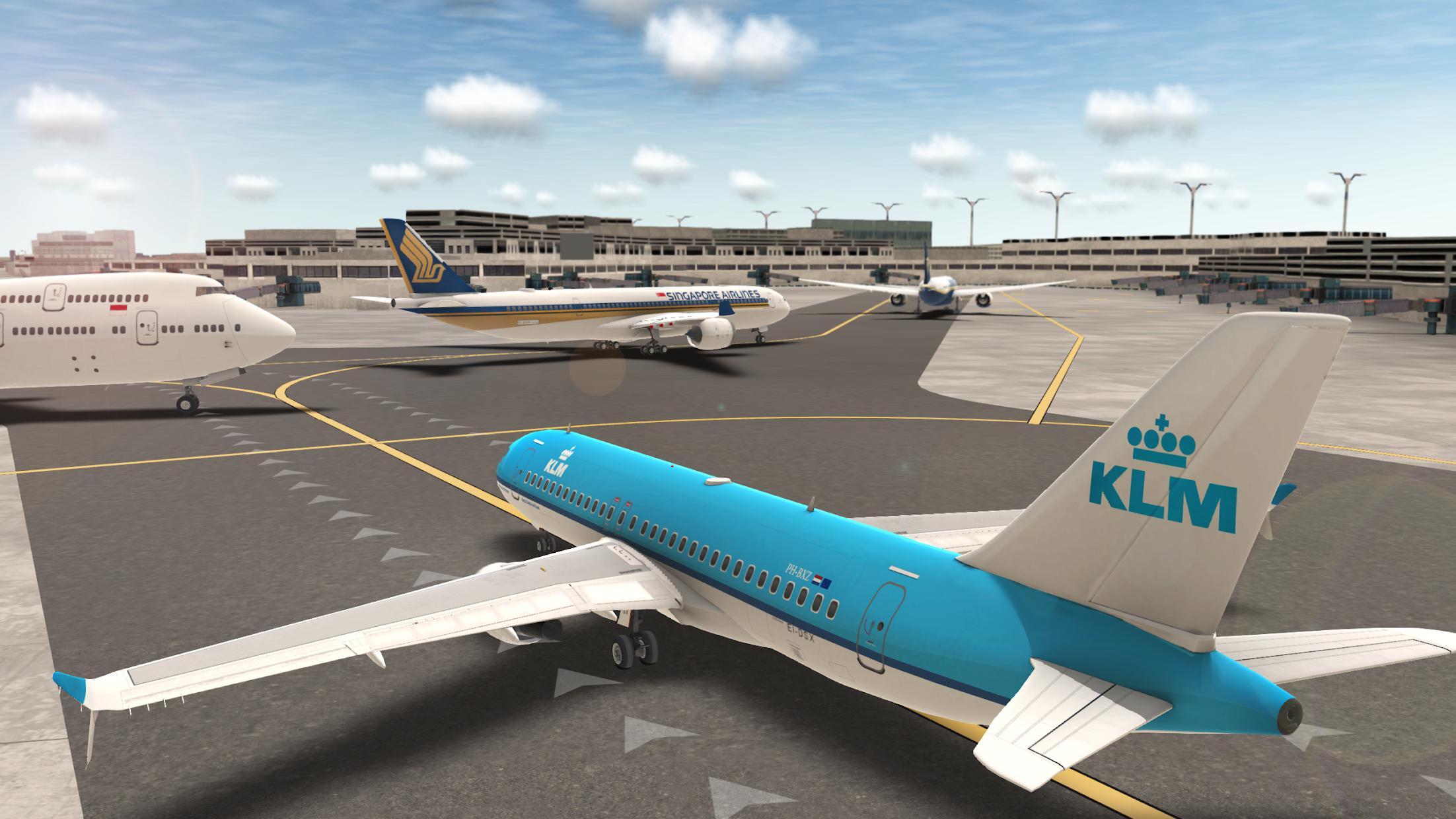 RFS - 真实飞行模拟 游戏截图3