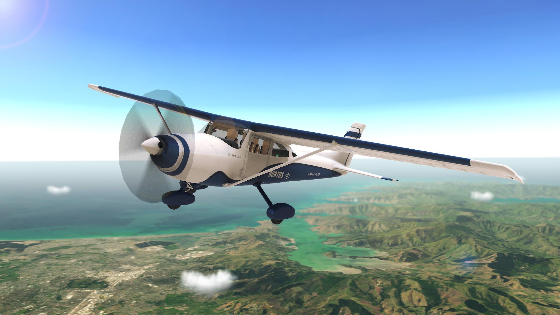 RFS - 真实飞行模拟 游戏截图5