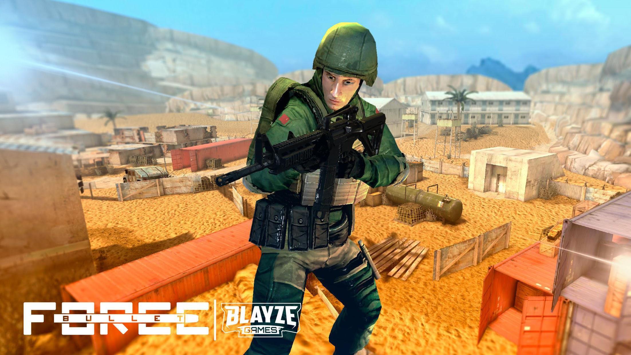 Bullet Force (子弹力量)法玛斯瞄具推荐