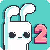 Yeah Bunny 2 - pixel retro arcade platformer