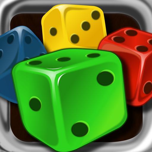 锁定N ROLL免费骰子和益智游戏