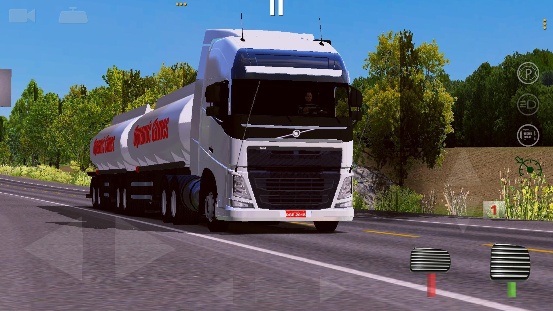 World Truck Driving Simulator登不上怎么回事