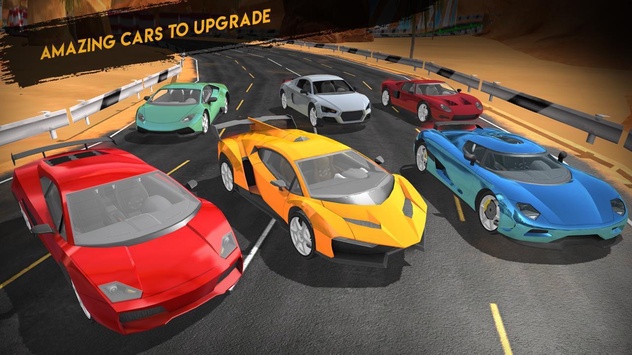 Racing Car 2018 游戏截图2