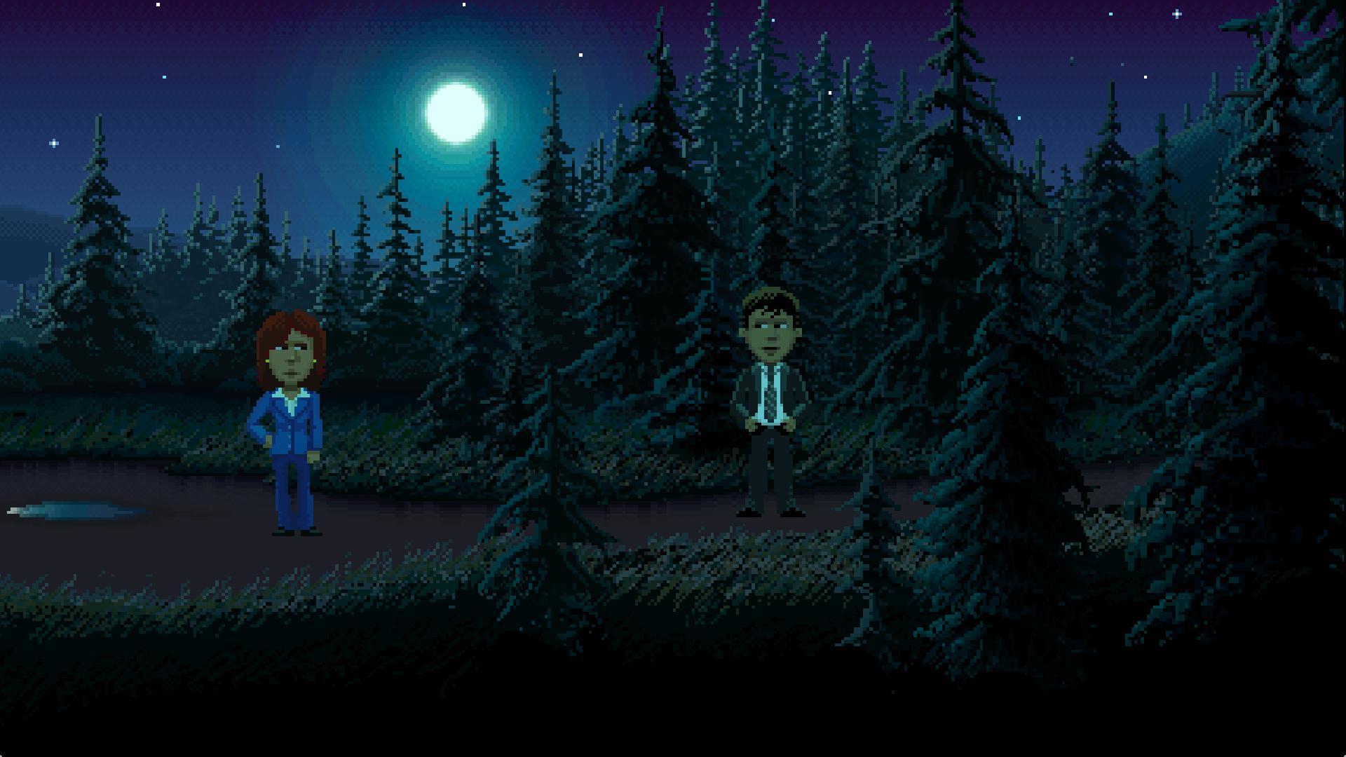 Thimbleweed Park 游戏截图1
