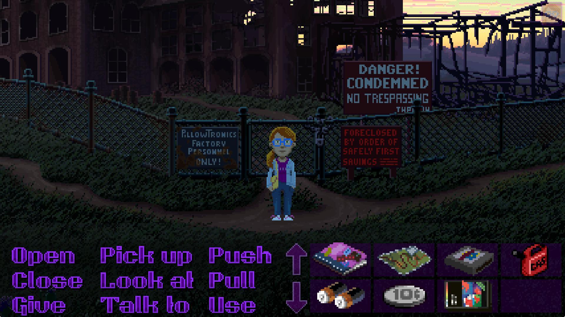 Thimbleweed Park 游戏截图4