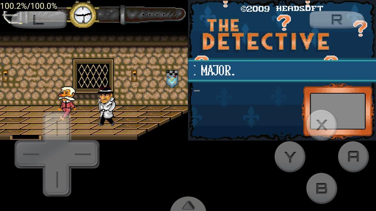 DraStic DS Emulator 游戏截图1