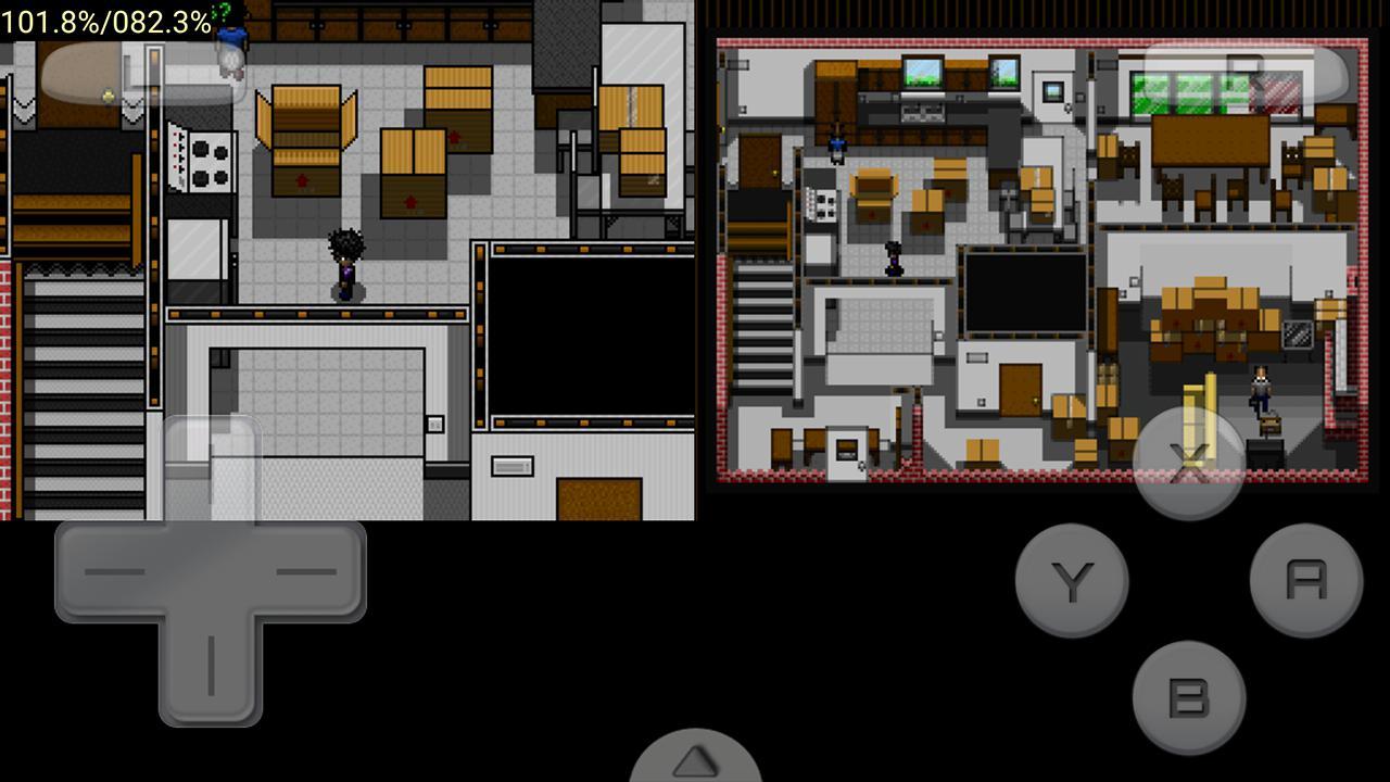 DraStic DS Emulator 游戏截图3
