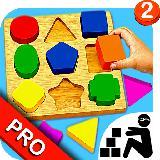 Sudoku Color Shapes Pro Puzzle : Kids Free Game