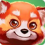 我的小熊猫 - 可爱的动物模拟游戏