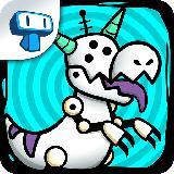 Robot Evolution - Clicker Game
