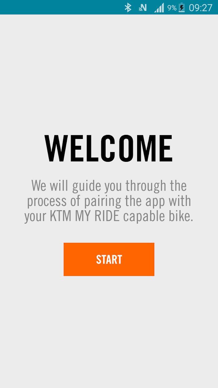 KTM MY RIDE Navigation 游戏截图1