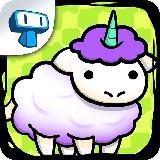 Sheep Evolution - Merge and Create Mutant Lambs