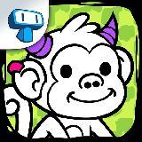 Monkey Evolution - Simian Missing Link Game