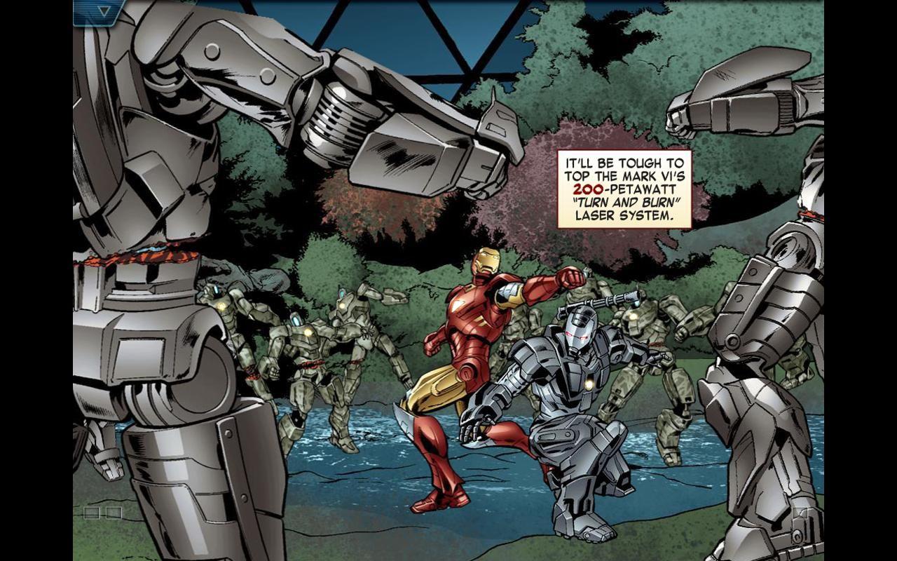 The Avengers-Iron Man Mark VII 游戏截图4