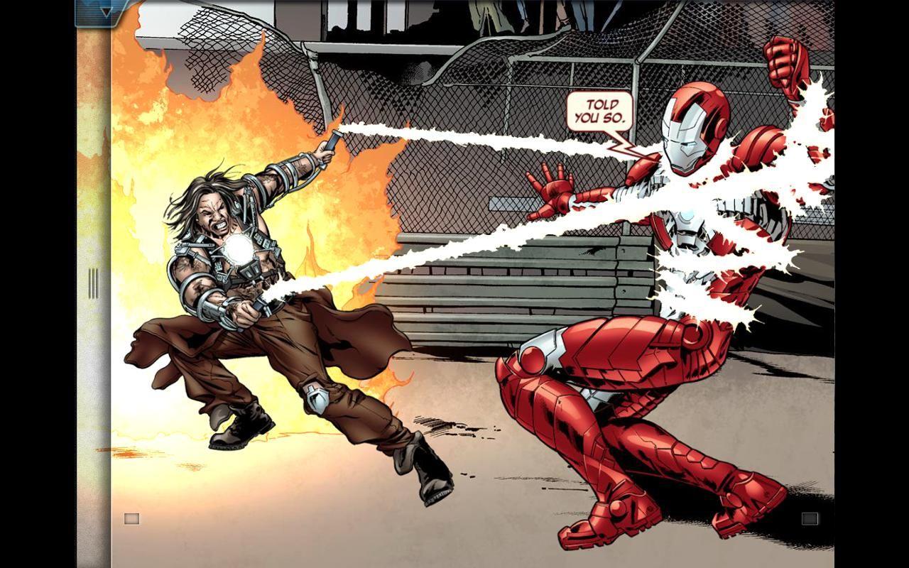 The Avengers-Iron Man Mark VII 游戏截图5