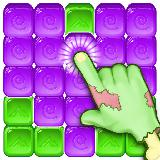 Halloween Blast - Crush the Cubes