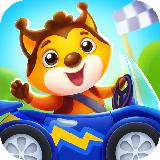 Car game for toddlers - kids cars racing games