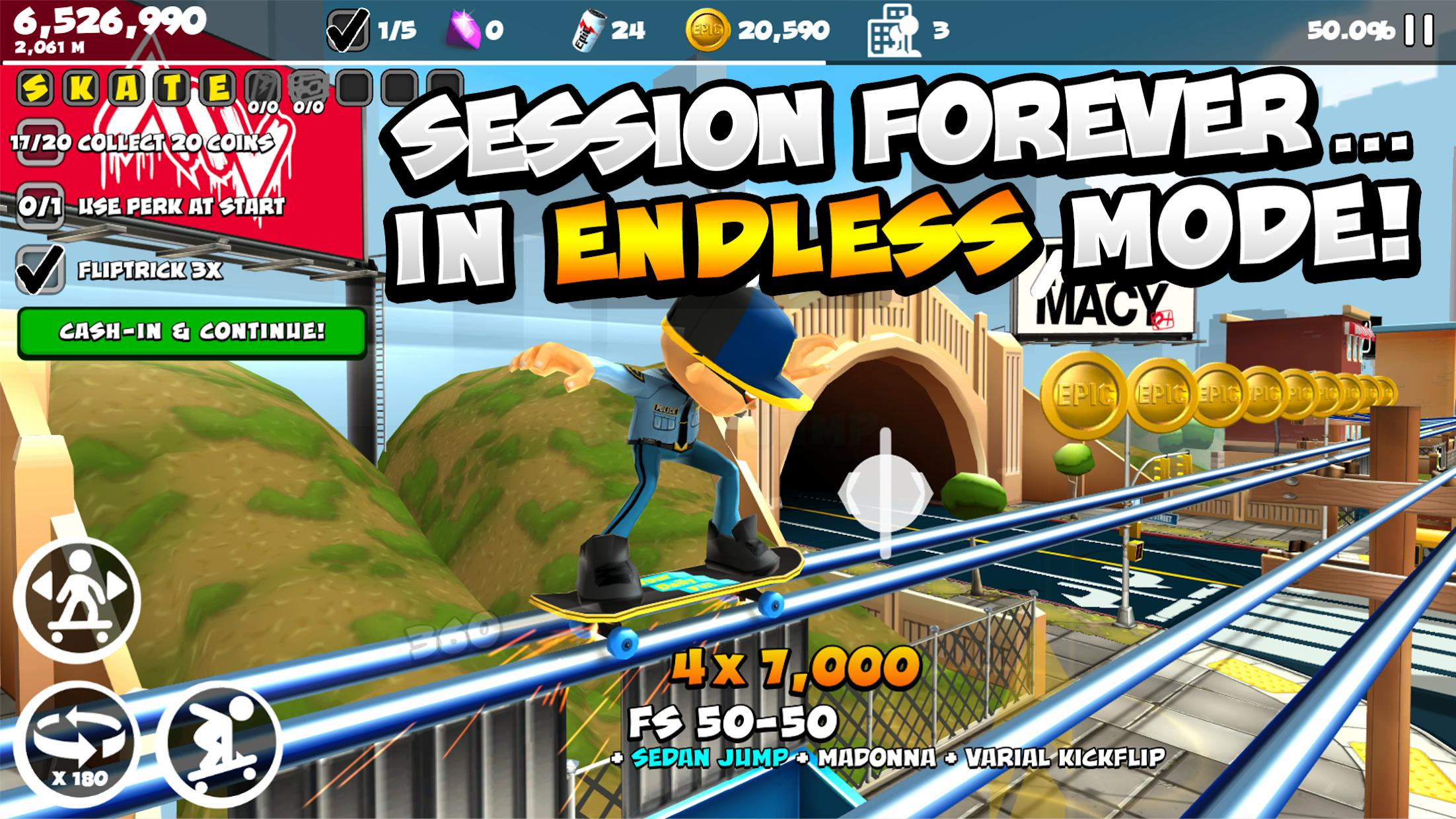 Epic Skater 2 游戏截图5