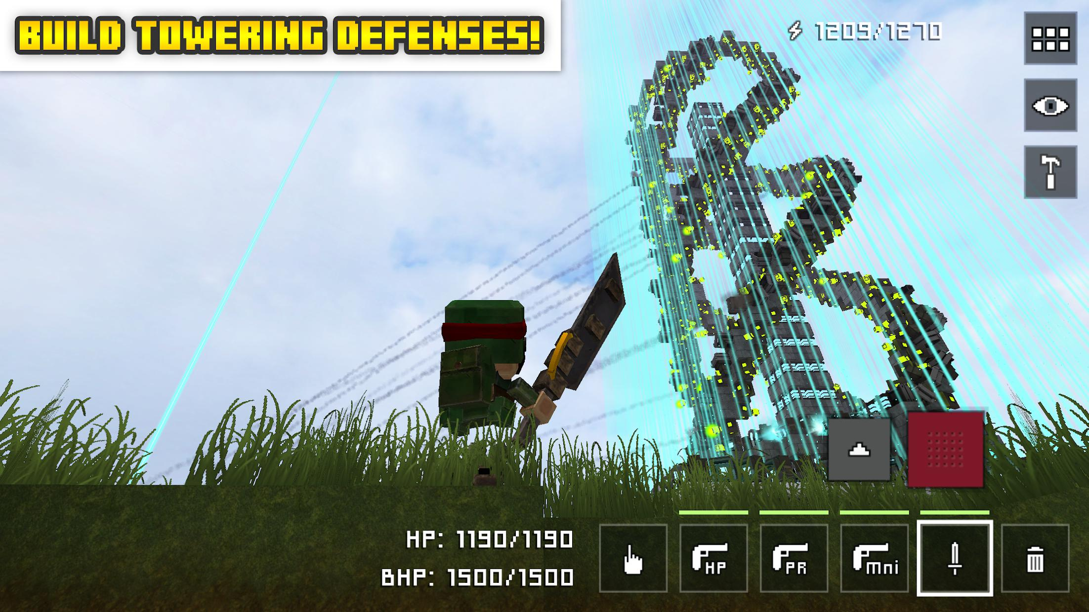 Block Fortress 游戏截图3