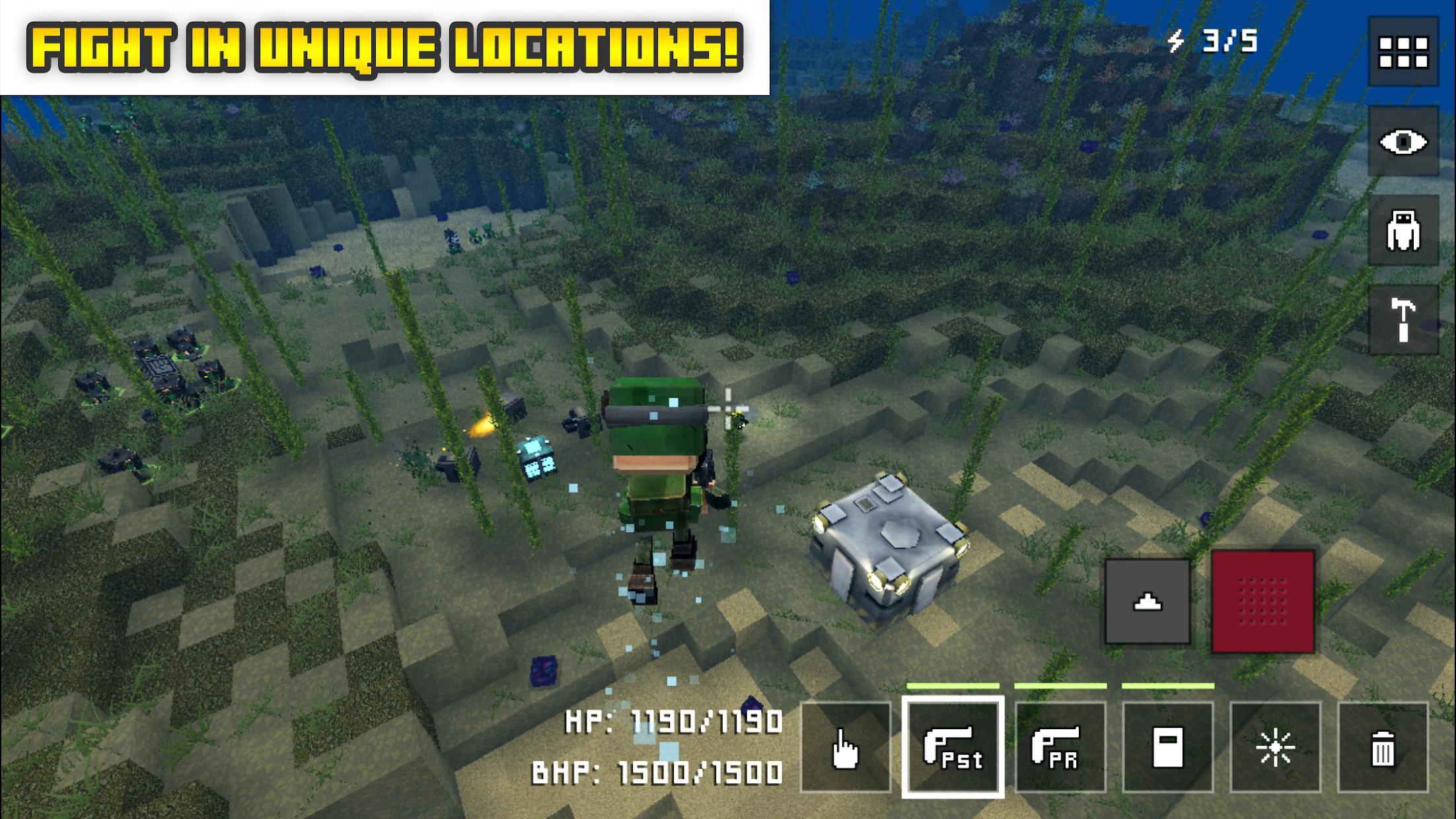 Block Fortress 游戏截图5