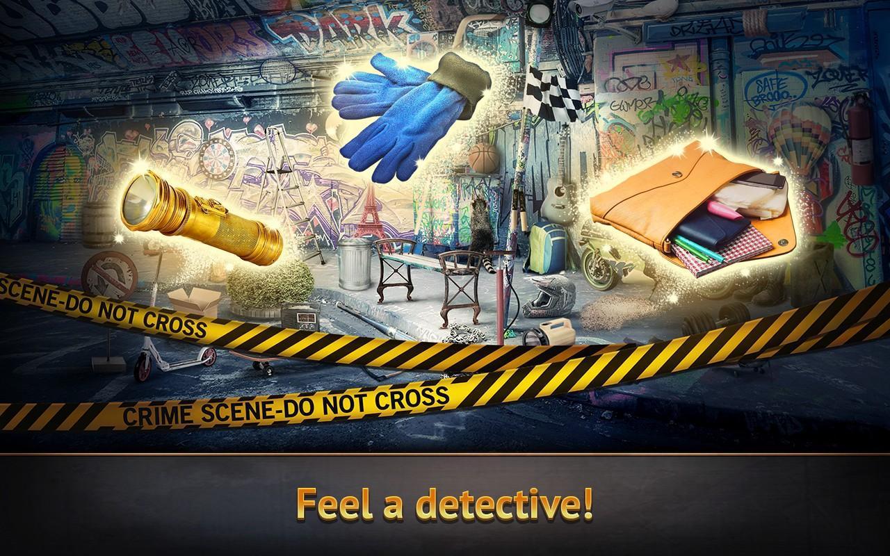 WTF Detective 游戏截图1