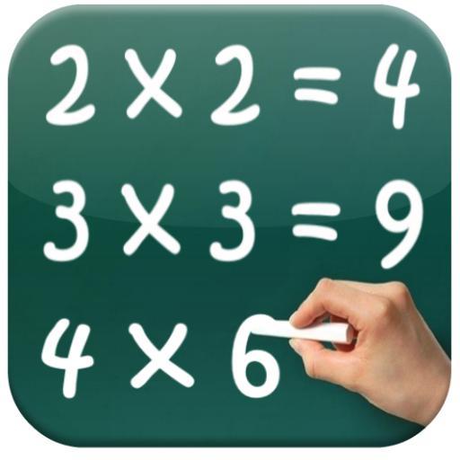 乘法表:儿童数学