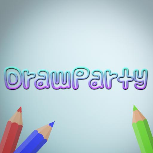 DrawParty for Chromecast
