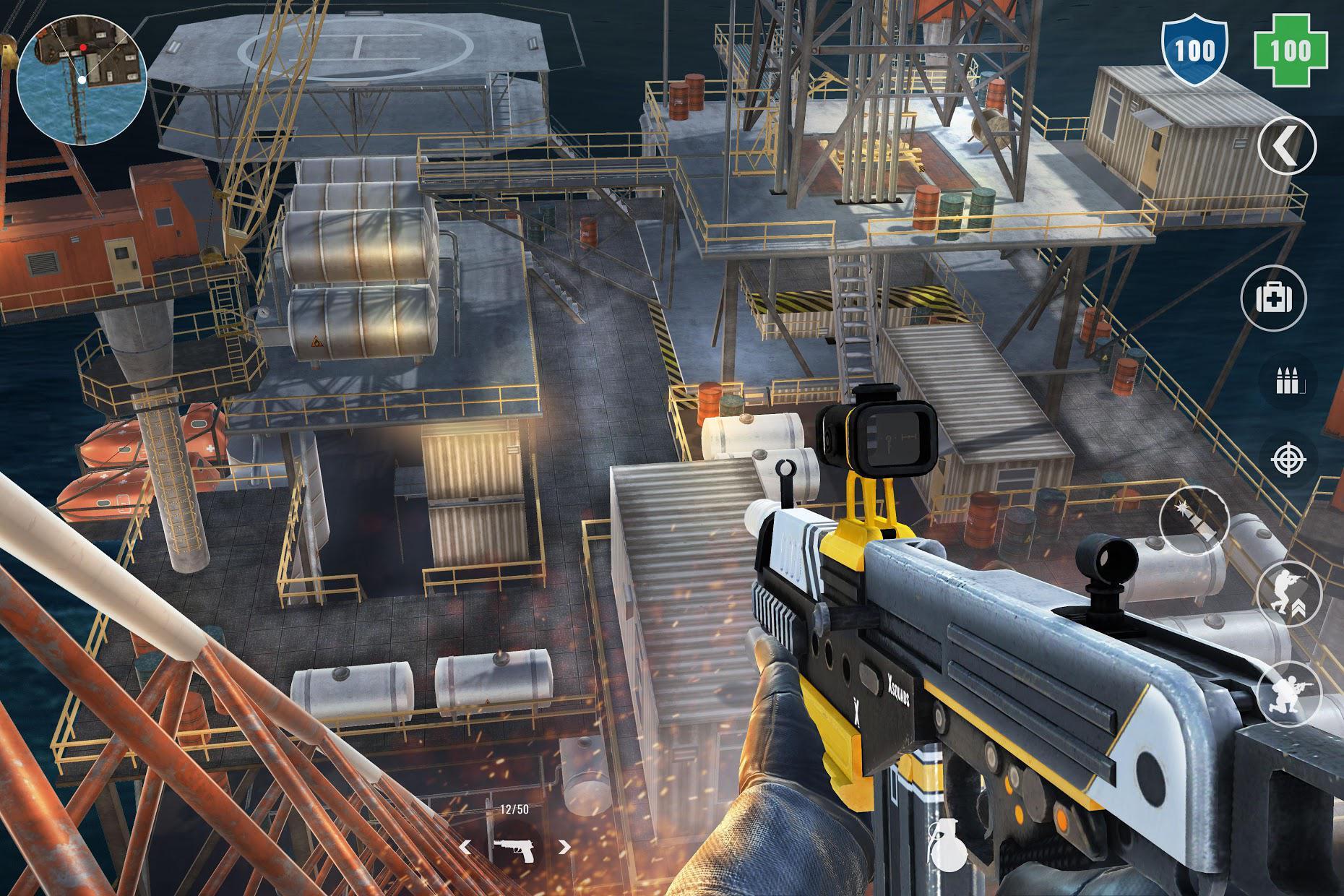 迷宫民兵:局域网,在线多人射击游戏黑屏怎么办