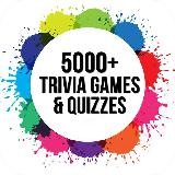 5000+ Trivia Games & Quizzes