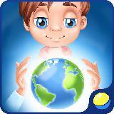 清洁地球 - 儿童教育游戏